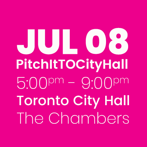 pitchit to cityhall