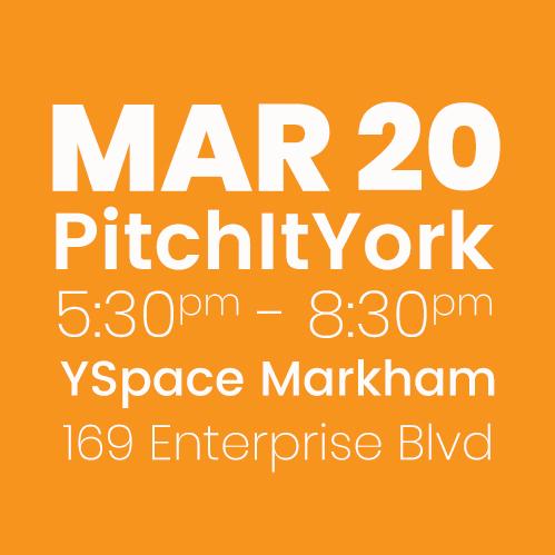 pitchit york yspace