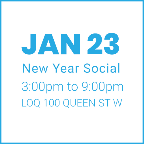 NEW YEAR SOCIAL