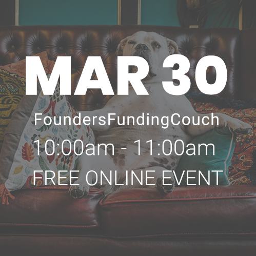 Founders Funding Couch