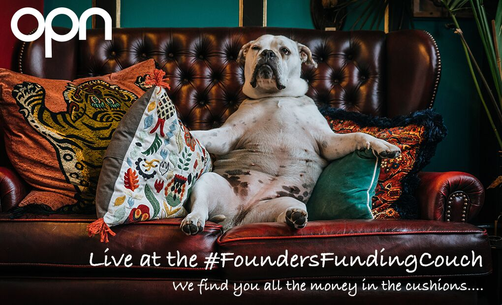 OPN Founders Funding Couch