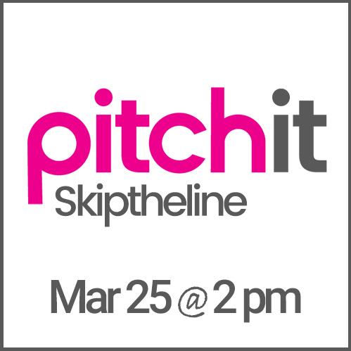 PitchItSkiptheLine